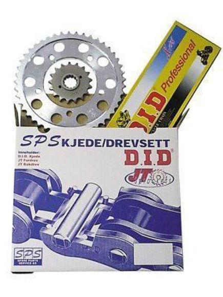 Bilde av Honda CBR1100XX 97-07 DREVSETT