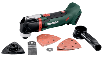 METABO MULTIKUTTER MT 18 LTX