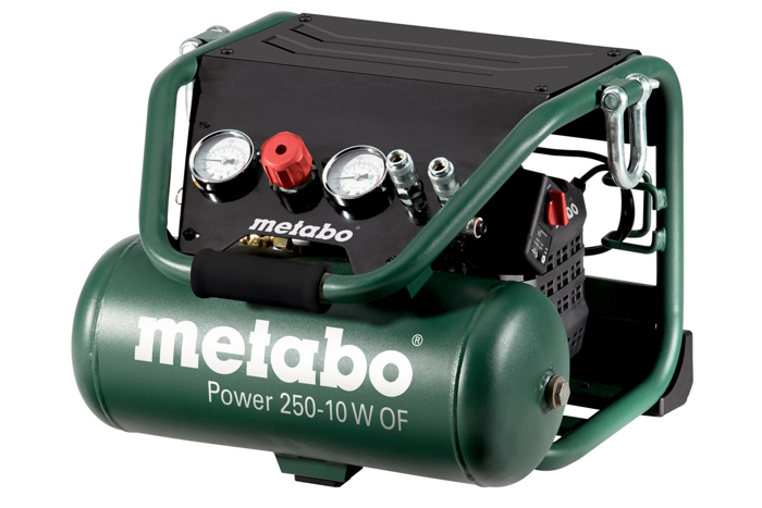 METABO KOMPRESSOR POWER 250-10 OLJEFRI