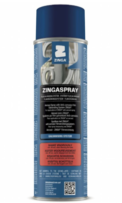 ZINGA SPRAY 500ML
