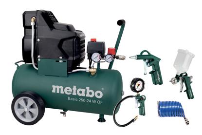METABO KOMPRESSOR BASIC 250-24 W OF SETT