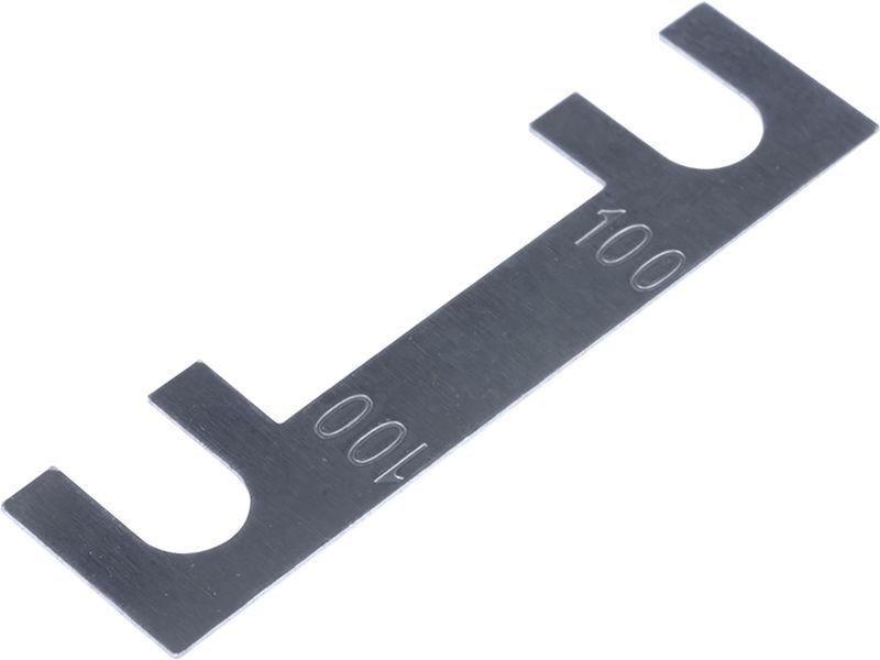 Bilde av Sikring 100A (S) for lader med hjelpestarter 5 stk