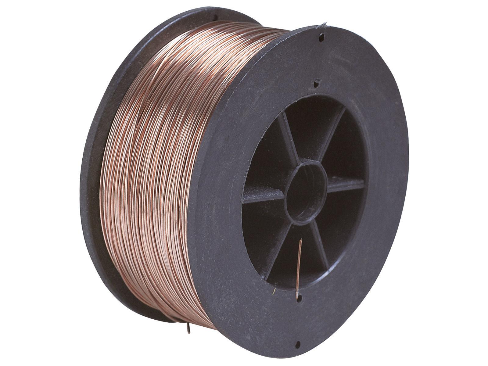 Bilde av Sveisetråd stål Ø0,6 mm 5,0kg