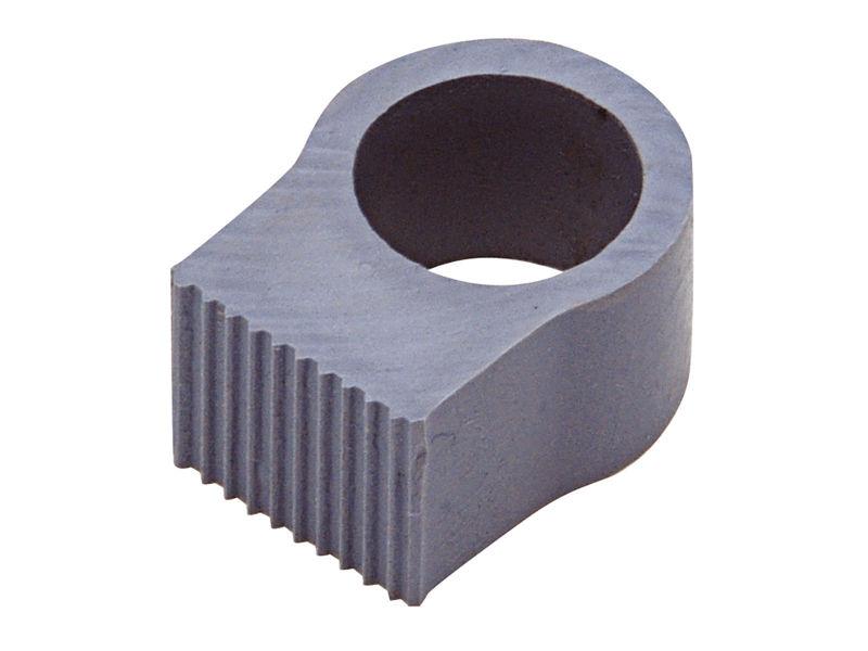 Bilde av Dørstopper for dørvrider gummi/grå 14.5x26mm A2