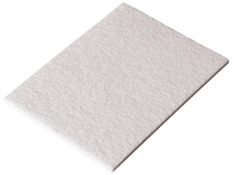 Bilde av Møbelfilt selvklebende hvit 75x100 A1