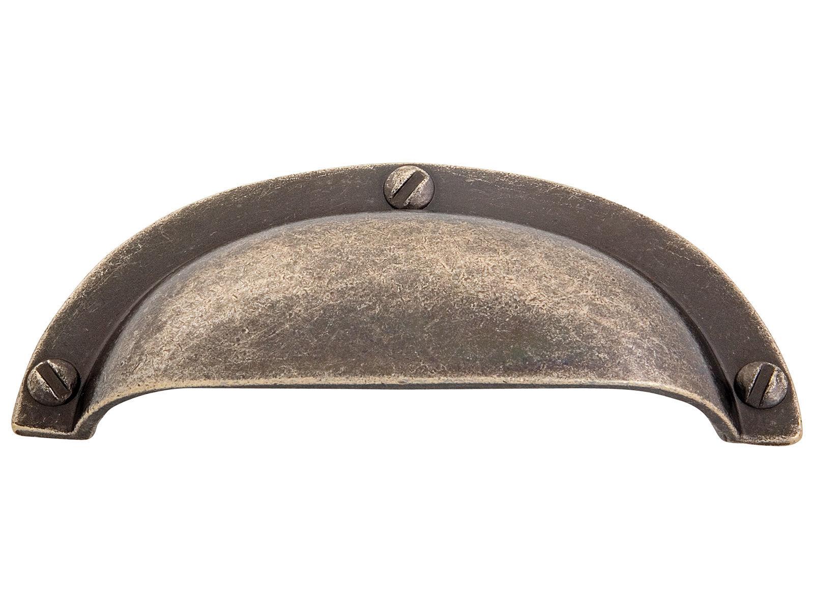Bilde av Skålhåndtak F1036 svart antikk 64mm
