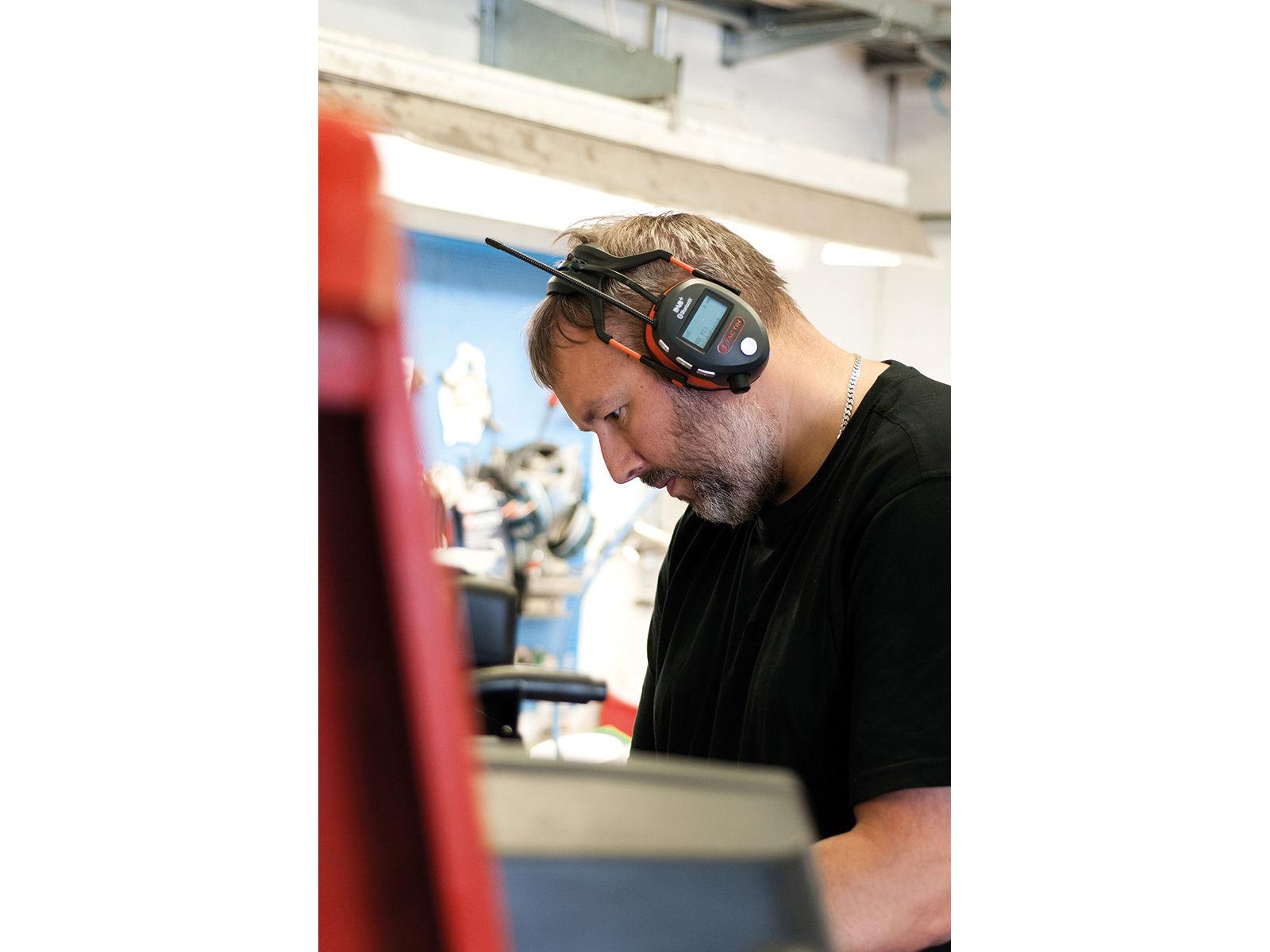 Bilde av Hørselvern DAB+/FM/BT/LIS