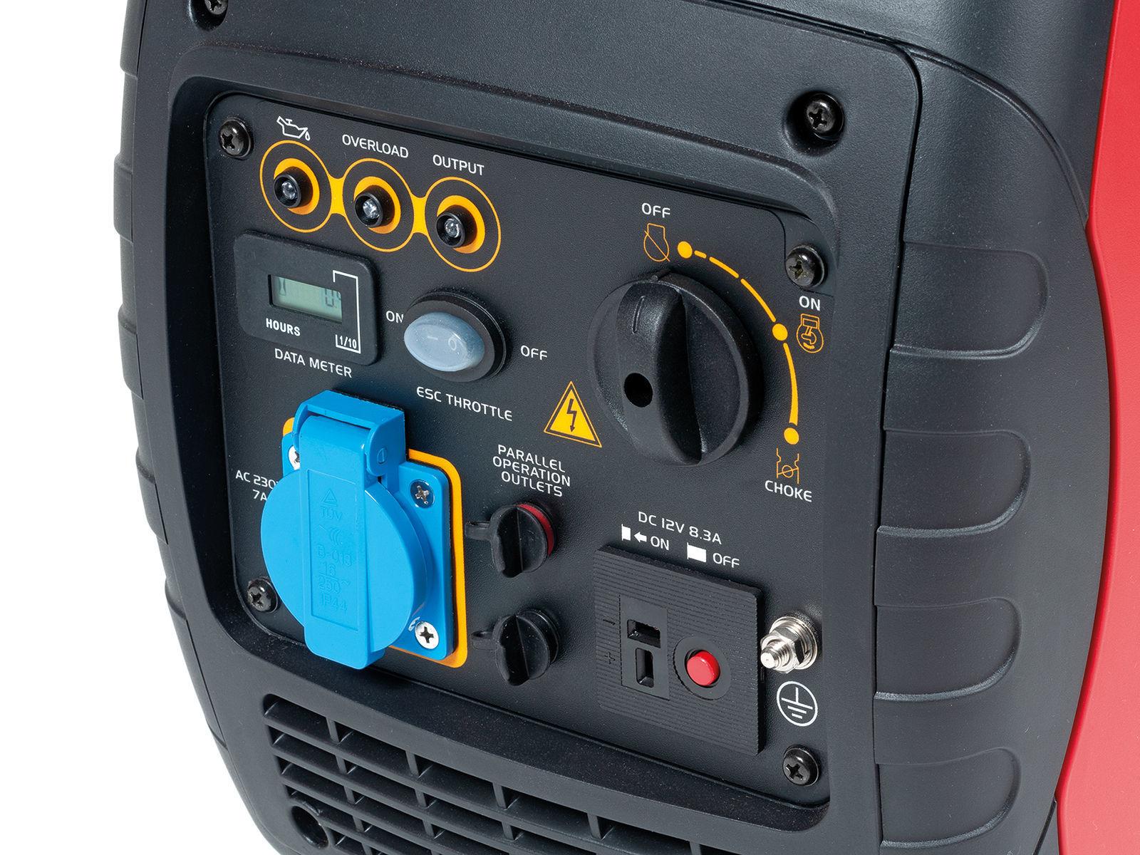 Bilde av Strømaggregat PM 2000i inverter bensin