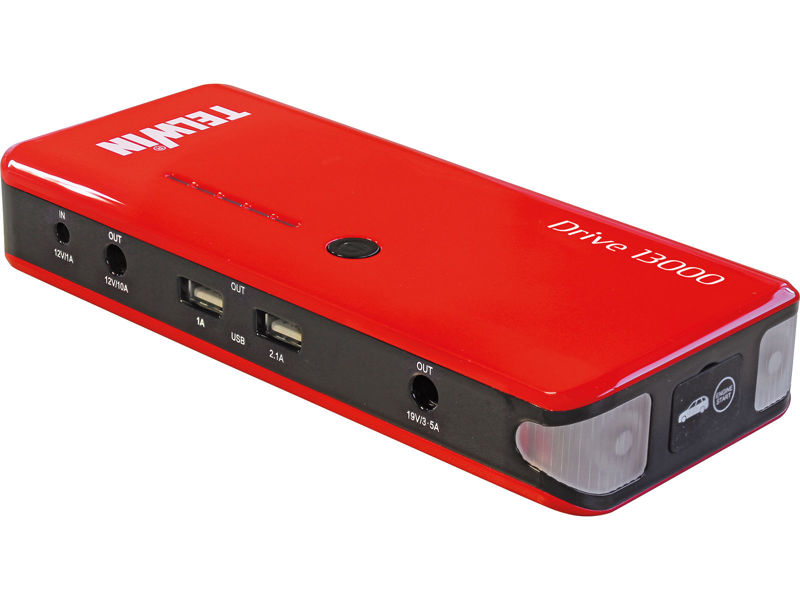 Bilde av Batteripakke Drive 13000 m/starthjelp 12V