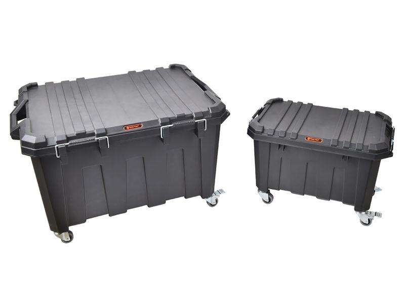 Bilde av Hjulsett for containerkasse, 4 hjul