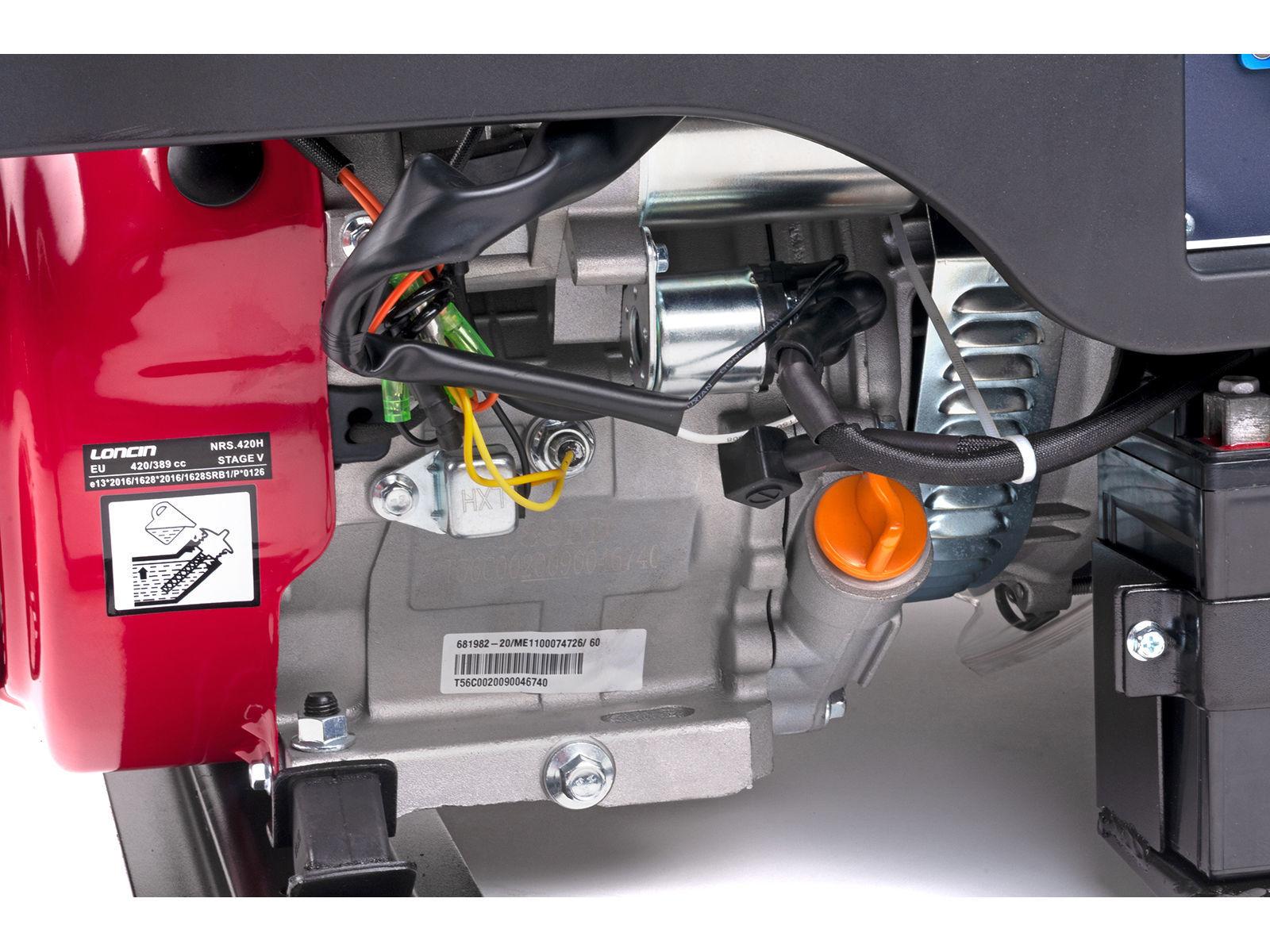 Bilde av Strømaggregat PM 5500 GL/ES bensin