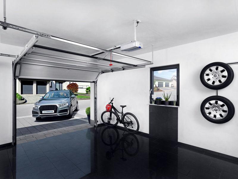 Bilde av Garasjeportåpner ML1000EV beltedrift 1000N