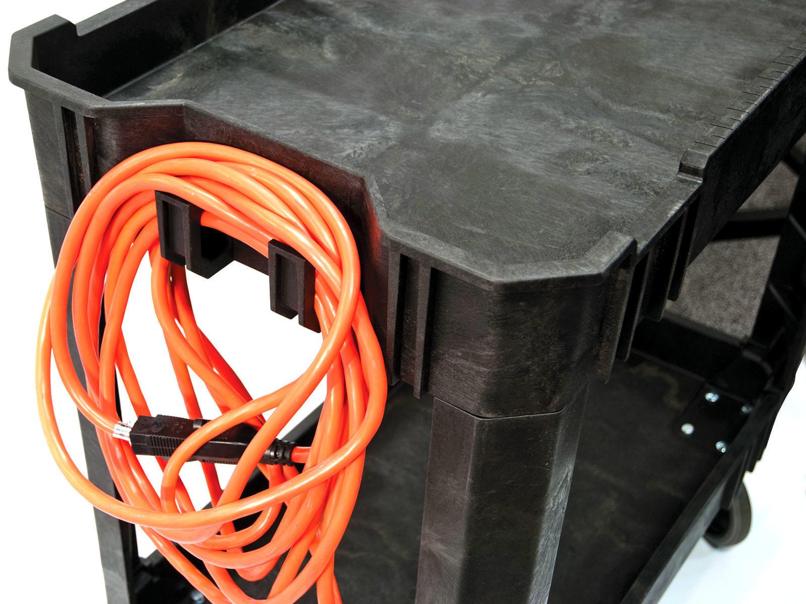 Bilde av Verktøyvogn plast 87 cm