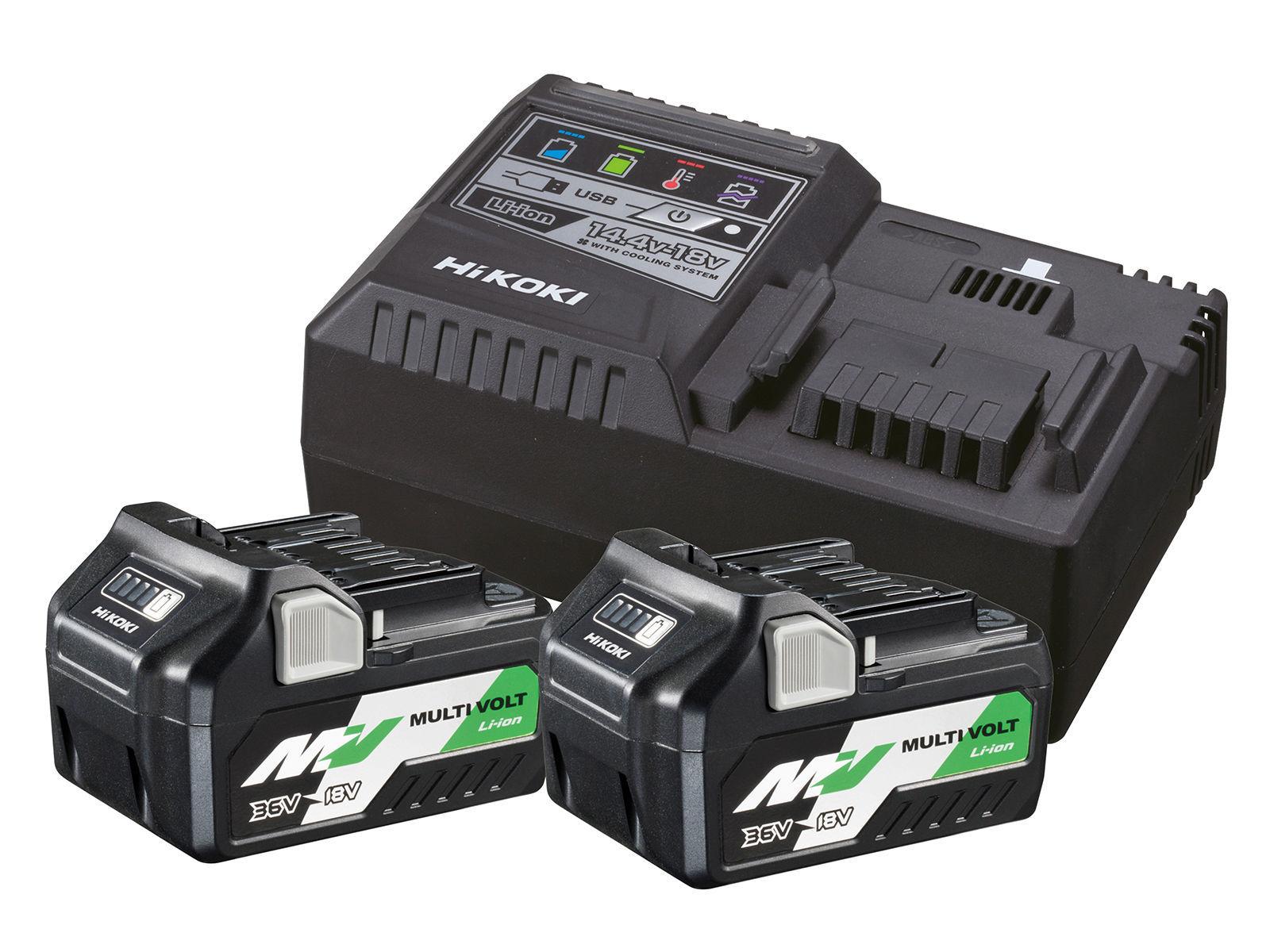 Bilde av Batteripakke 2XBSL36A18/UC18YSL3