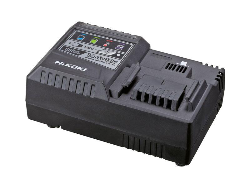 Bilde av Batterilader UC18YSL3 hurtig/USB