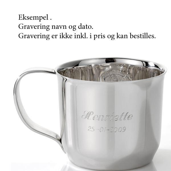 Grete krus i sølv-plett, 5,5 / 6 cm - 7150