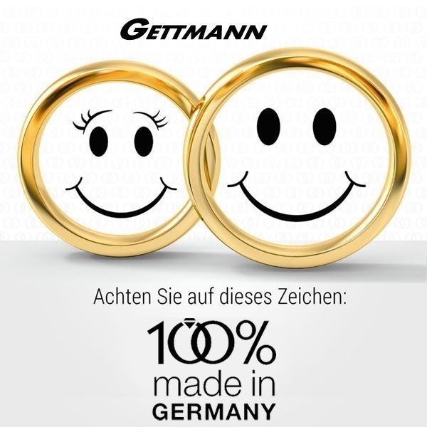 100% made in Germany - gifteringer- 1110140