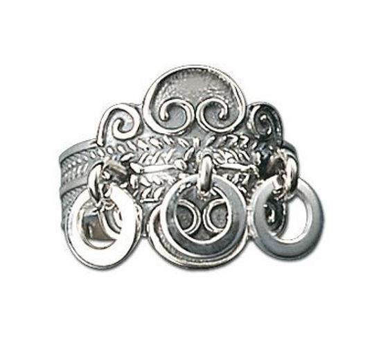 Ring, oksidert- 317103