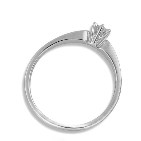 Diamantring Sofia med 0,05 ct W-Si-120705