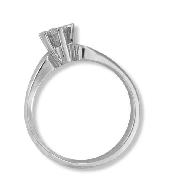 Diamantring Sofia med 0,20 ct W-Si-120720
