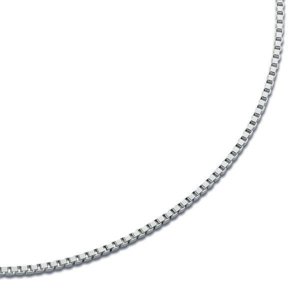 Veneziansk sølv kjede 45 cm / 0.9 mm -1210505450