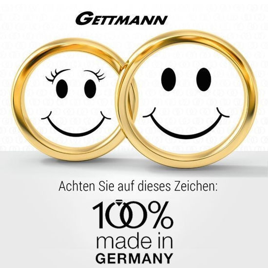 100% made in Germany - gifteringer- 11102500
