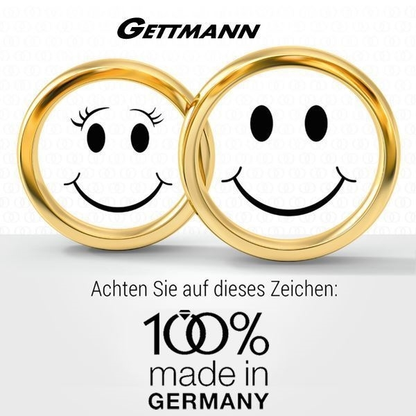 100% made in Germany - gifteringer- 1110245