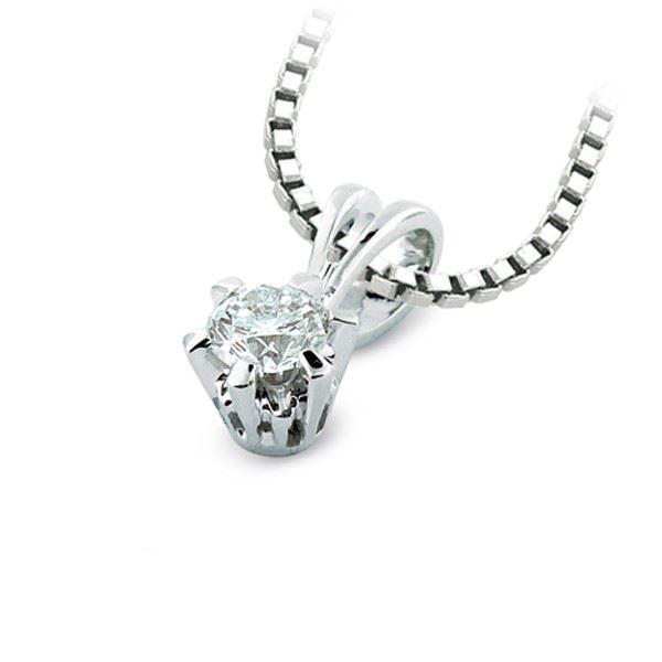Diamantsmykke Athene i gull med 0,25 ct TW-Si-9190025
