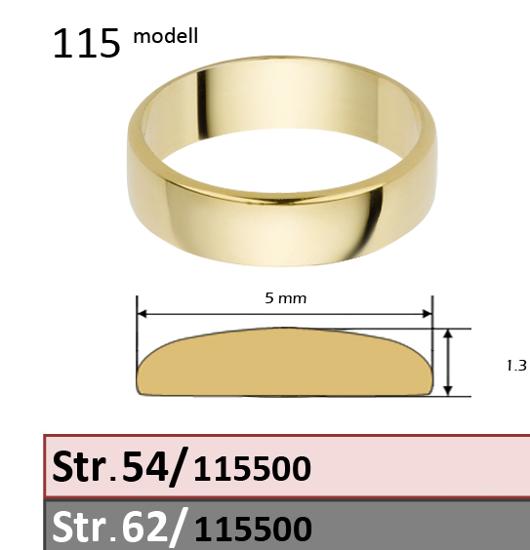 skisse av gifteringer - 115500