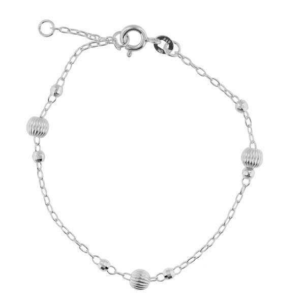 Armbånd i sølv - 13518