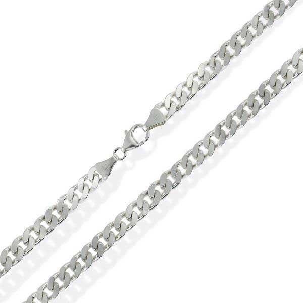 Herrekjede i sølv 50cm/6,5mm-19906550