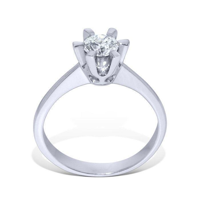 Diamantring forlovelsesring Felicia 0,50 ct D/E-Si2-2203050
