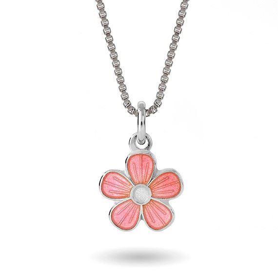 Smykke Rosa blomst