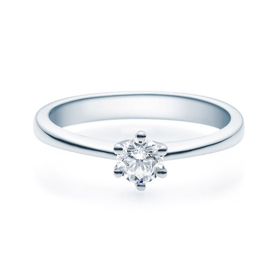 Enstens diamantring Diona 14 kt  gull med 0,30 ct TW-Si.Magic Moments -18001030