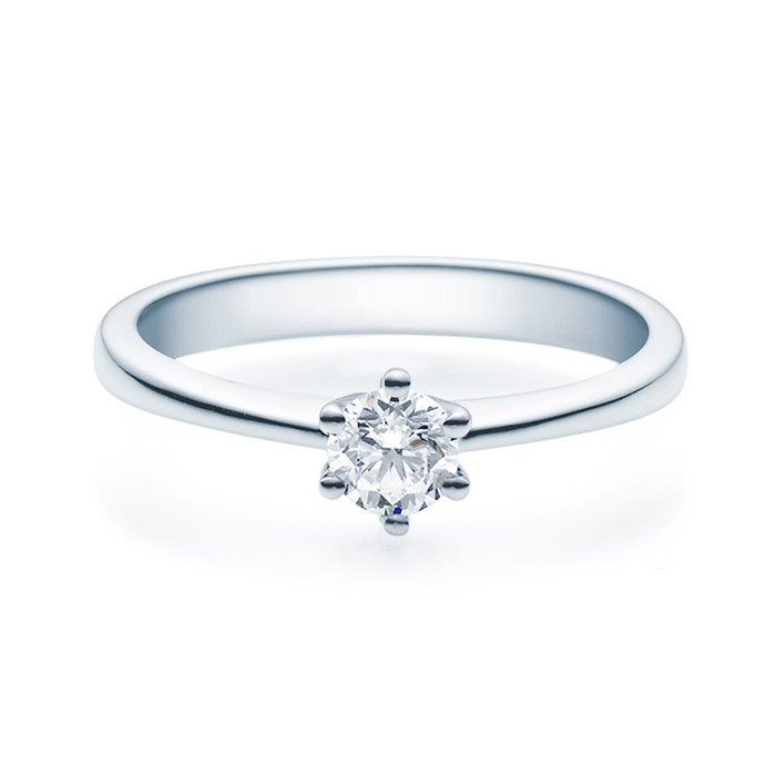 Enstens diamantring Diona Platina med 0,30 ct TW-Si.Magic Moments -18001030pt
