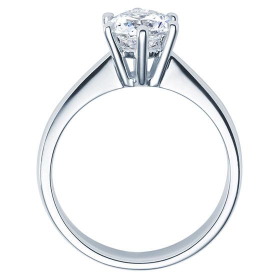 Enstens diamantring Diona Platina med1,00 ct TW-Si.Magic Moments -18001100pt