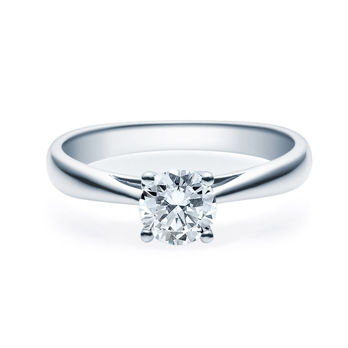 Enstens diamantring Alida 14 kt gull med 0,70 ct TW-Si.Magic Moments -18002070