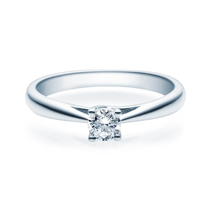 Enstens diamantring Alida Platina med 0,25 ct TW-Si.Magic Moments -18002025pt