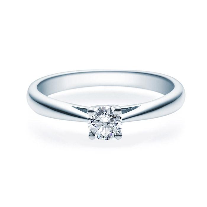 Enstens diamantring Alida Platina med 0,30 ct TW-Si.Magic Moments -18002030pt