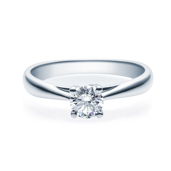 Enstens diamantring Alida Platina med 0,50 ct TW-Si.Magic Moments -18002050pt
