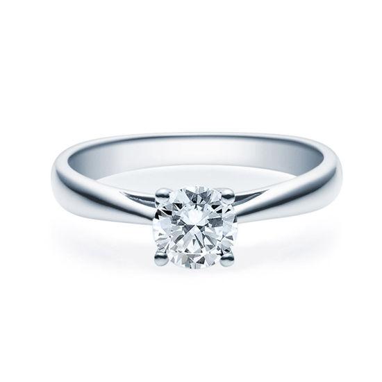 Enstens diamantring Alida Platina med 0,70 ct TW-Si.Magic Moments -18002070pt