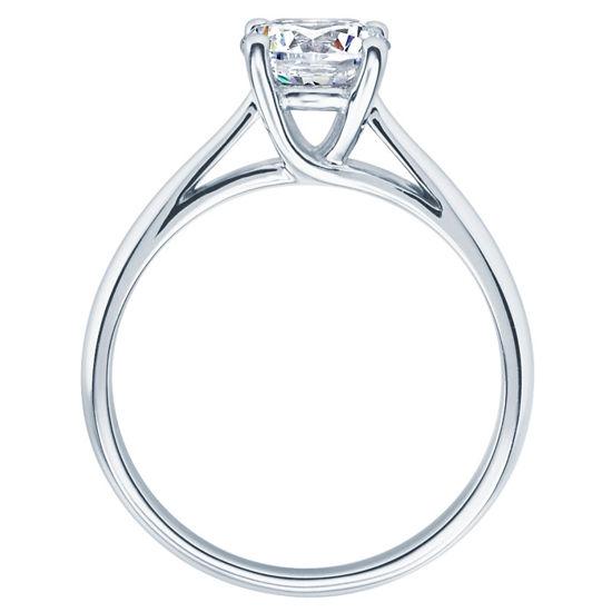 Enstens diamantring Alida Platina med 1,00 ct TW-Si.Magic Moments -18002100pt