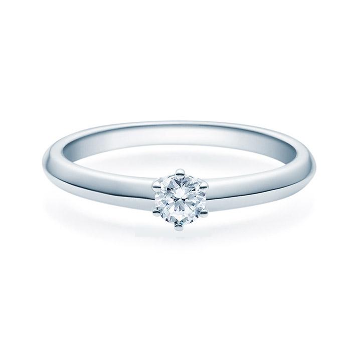 Enstens diamantring Violetta 14 kt gull med 0,20 ct TW-Si.Magic Moments -18003020