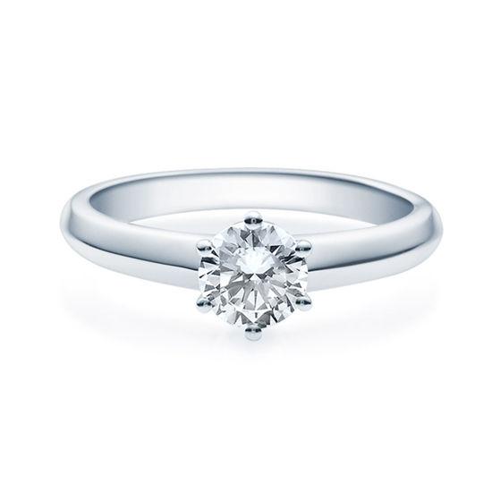 Enstens diamantring Violetta 14 kt gull med 0,70 ct TW-Si.Magic Moments -18003070