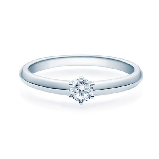 Enstens diamantring Violetta Platina med 0,20 ct TW-Si.Magic Moments -18003020pt