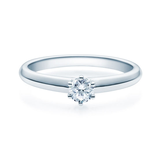 Enstens diamantring Violetta Platina med 0,25 ct TW-Si.Magic Moments -18003025pt