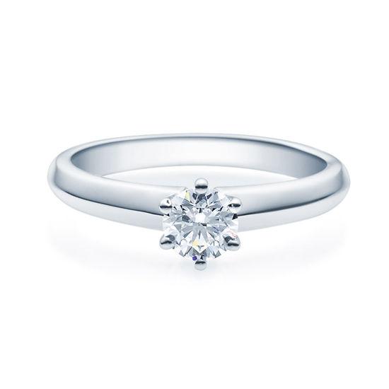 Enstens diamantring Violetta Platina med 0,50 ct TW-Si.Magic Moments -18003050pt
