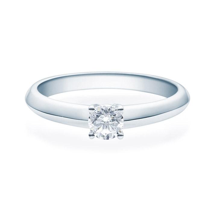 Enstens diamantring Elissa m/0,30 ct TW-Si i platina -18004030pt