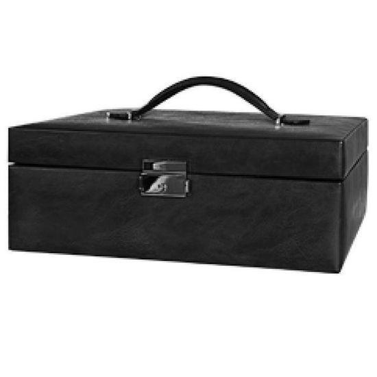 Smykkeskrin sort/sort bunadskrin - 5070