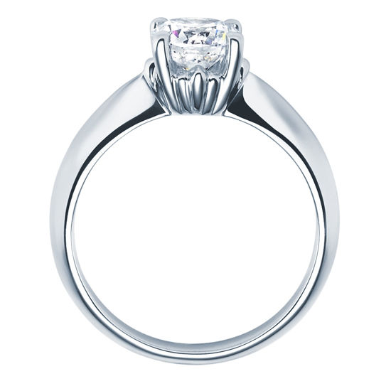 Enstens diamantring Naima med 1,00 ct TW-Si i platina -18009100pt